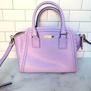 Kate Spade Lavender Bag